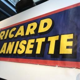 Affiche « Ricard Anisette »