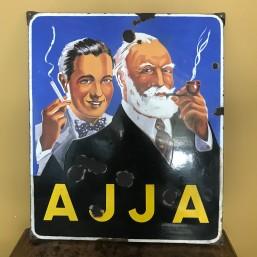 """Plaque émaillée """"Ajja"""""""