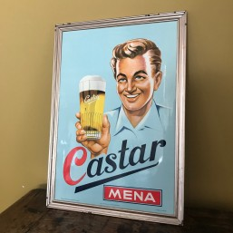 """Glaçoïde """"Bière Castar"""" (Mena)"""