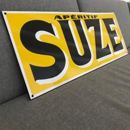 """Plaque émaillée """"Suze"""""""
