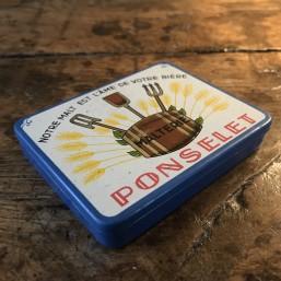 """Boîte à tabac """"Poncelet""""..."""