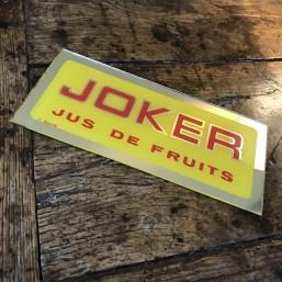 """Miroir """"Joker"""""""