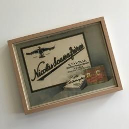 "Carton "" Cigarettes Nicolas..."